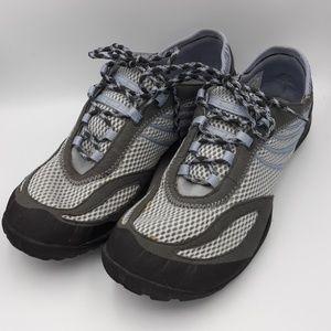 Merrill Pace Glove Lavender hiking Vibrum size10.5